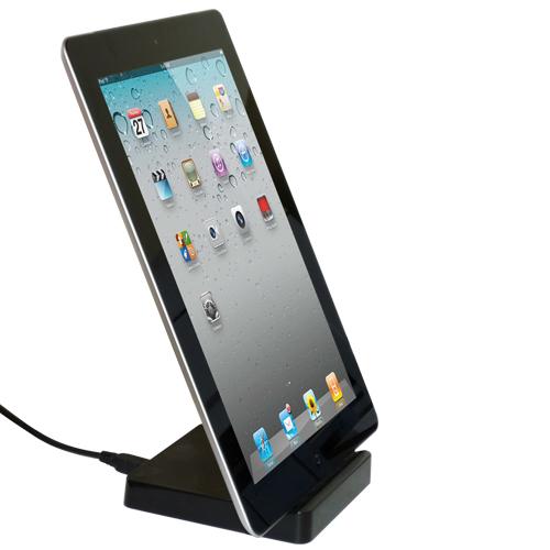 docking station cradle charger for apple ipod iphone 3g 3gs 4 4s ipad 2 ebay. Black Bedroom Furniture Sets. Home Design Ideas